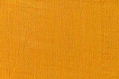 Kras op gouden hout voor patroon en achtergrond Royalty-vrije Stock Foto