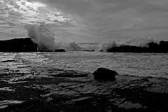 krascha rockswave arkivbild