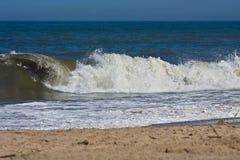 krascha wave Royaltyfri Foto