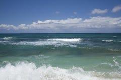 krascha waves Royaltyfri Fotografi