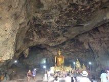 Krasea van Watsaphan tham Royalty-vrije Stock Foto's