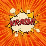 Krash Stock Foto