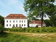 Kraskow slott Fotografering för Bildbyråer