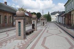 Kraslava Fotografía de archivo