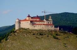 Krasna Horka城堡, Roznava斯洛伐克 免版税库存图片
