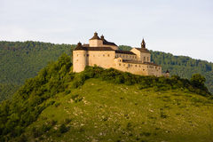 Krasna Horka Castle royalty free stock photography