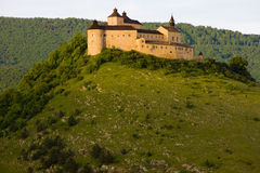 Krasna Horka Castle Stock Photos