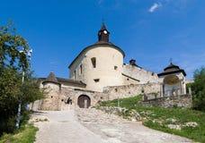 Krasna Horka Castle stock image
