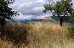 Krasna Horka Castle, Roznava Slovakia Stock Images