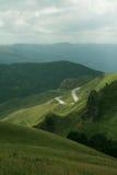 krasnodar дорога Россия зоны горы Стоковое фото RF