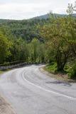 krasnodar bergregionväg russia Royaltyfri Foto