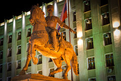 Krasnodar, Cosaque Photographie stock libre de droits