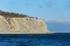 Black Sea Coast Russia stock image