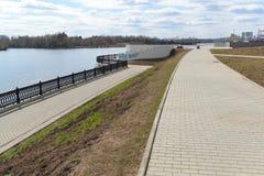 Krasnogorsk RÚSSIA - 22 de abril 2015:  Fotos de Stock