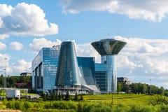 Krasnogorsk Rosja, Lipiec, - 09 2016 dom Moskwa Oblast rząd Zdjęcie Royalty Free