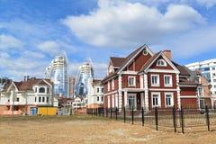 KRASNOGORSK, RUSLAND - APRIL 22.2015: Nieuw Royalty-vrije Stock Foto