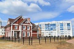 KRASNOGORSK, RUSLAND - APRIL 22.2015: Nieuw Royalty-vrije Stock Foto's
