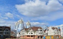 KRASNOGORSK, RUSLAND - APRIL 22.2015: Nieuw Stock Afbeeldingen