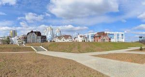 KRASNOGORSK, RUSLAND - APRIL 22.2015: Nieuw Royalty-vrije Stock Afbeeldingen
