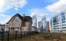 KRASNOGORSK, RUSSLAND - APRIL 22,2015: Das neue Stockbild