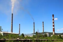 Krasnoyarsk GRES-2 Stock Image