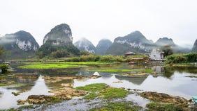 Krasu krajobraz zdjęcia stock