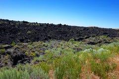 kraterów Idaho księżyc Zdjęcie Stock