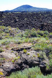 kraterów Idaho księżyc Zdjęcie Royalty Free