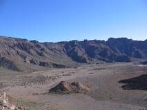 krater Fotografia Stock