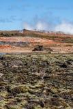 krater Zdjęcia Stock