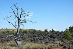 Krater des Mondes Lizenzfreie Stockfotos