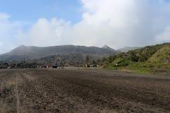 Krater góra Bromo Obrazy Stock