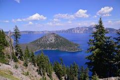 krater 2008 jezioro Oregon usa Zdjęcia Stock