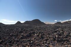 krater księżyc Fotografia Stock