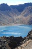 Krater Lake av det Changbai berg Arkivbild