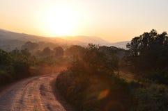 Krater Ngorongoro Стоковое фото RF