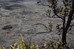 Kraterboden lizenzfreies stockbild