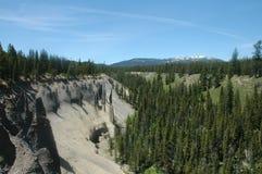 kraterlake oregon Royaltyfria Foton