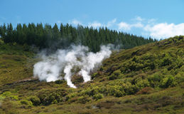 kratermoon Royaltyfria Foton