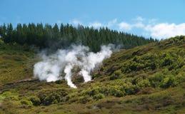 Kraters van de Maan Royalty-vrije Stock Foto's