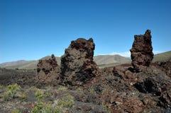 Kraters van de Maan, Idaho, de V.S. royalty-vrije stock afbeelding