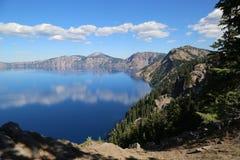 krateru jeziora Oregon Obraz Royalty Free
