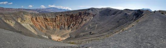 krateru ubehebe Obrazy Royalty Free