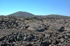 Kratery księżyc, Idaho, usa obrazy royalty free