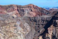 kratery powulkaniczni Zdjęcie Royalty Free