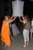 krathong празднества loy Стоковые Фотографии RF