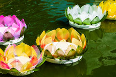Krathong Royalty Free Stock Images