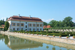 Kratochvile chateau Royalty Free Stock Photo