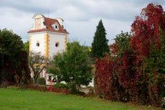 Kratochvile, Czech republic Stock Image