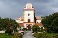 Kratochvile, Czech republic Stock Images
